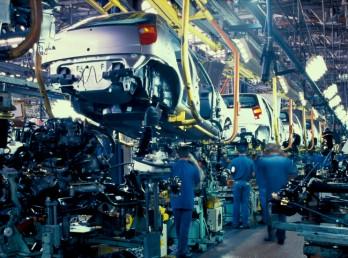 Automobilindustrie und Rennsport