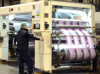 Verpackungsmaschinenindustrie